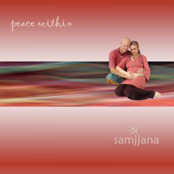 samjjana Peace within cover