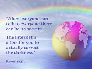 Kryon-Internet
