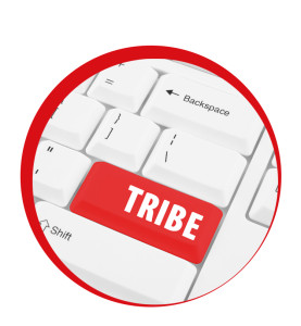 Tribe in circle